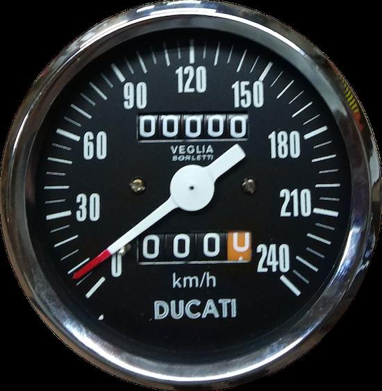 CUENTAKM. DUCATI BEVEL 750GT 860 GTS GT 900 SD DARMAH VEGLIA