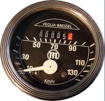Cuentakm. Velocímetro Montesa Brio 80 - 81- 90 - 91- Kenia - Comando