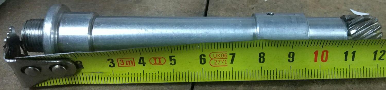 Reenvío Bultaco MK2 (rueda trasera)