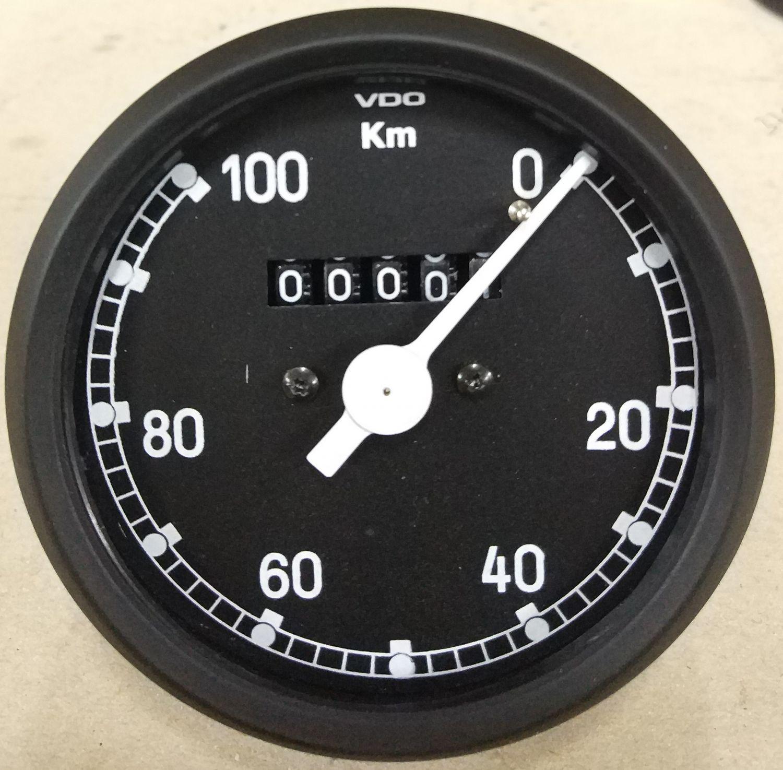 Cuentakm. Velocímetro BMW R75, ZÜNDAPP KS 750 WH