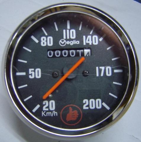 Cuentakm. Velocímetro Bultaco GTS