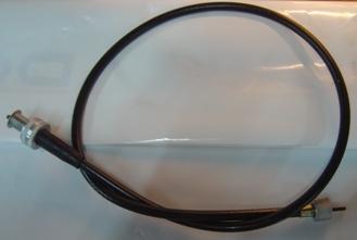 Cable y funda cuentakm. Montesa Enduro, h-6, h-7 delantero