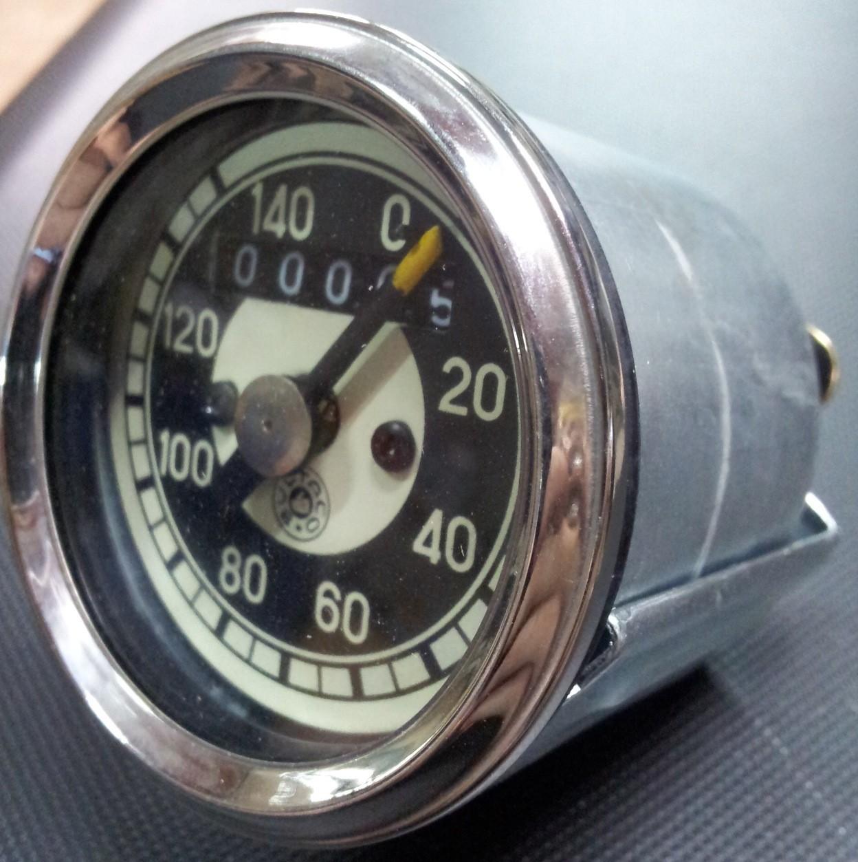 Cuentakm. Velocímetro Bultaco 200, Tralla 101, 102