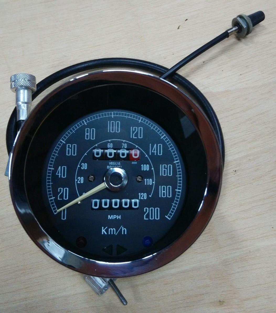Cuentakm. Velocímetro Mini Cooper 1300 200 km/h + Cable