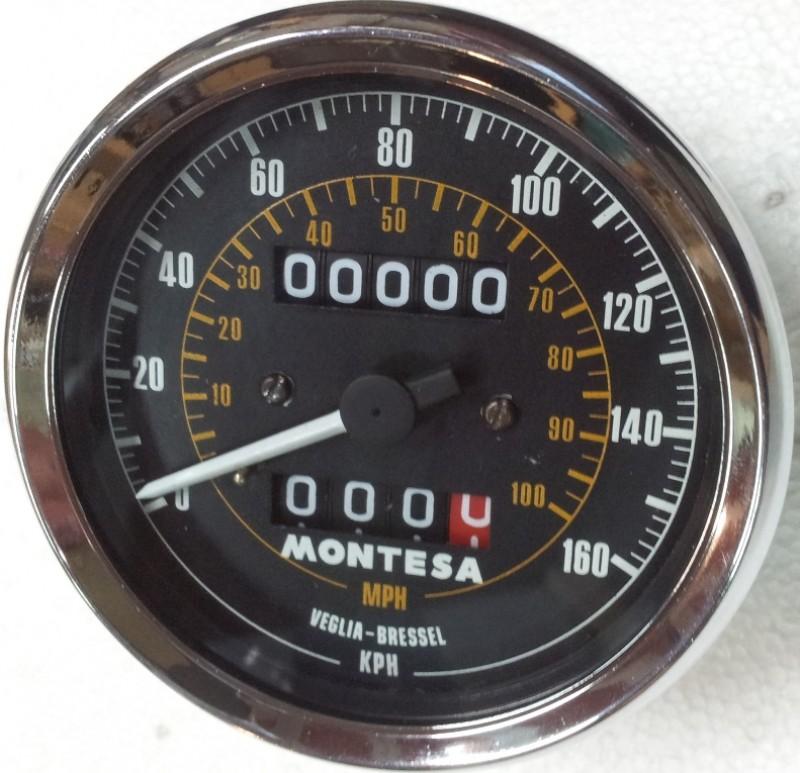 Cuentakm. Velocímetro Montesa Enduro 360 H7