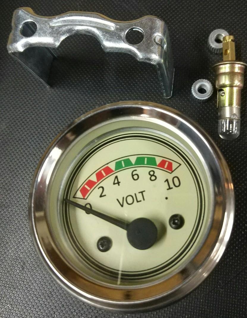 Voltímetro 52mm