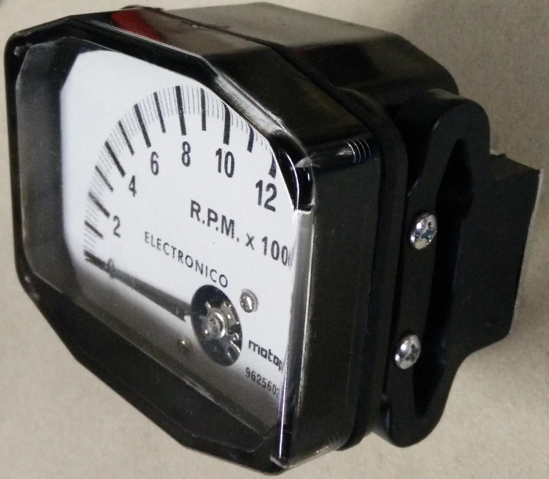 Motoplat 0-12000 rpm por inducción