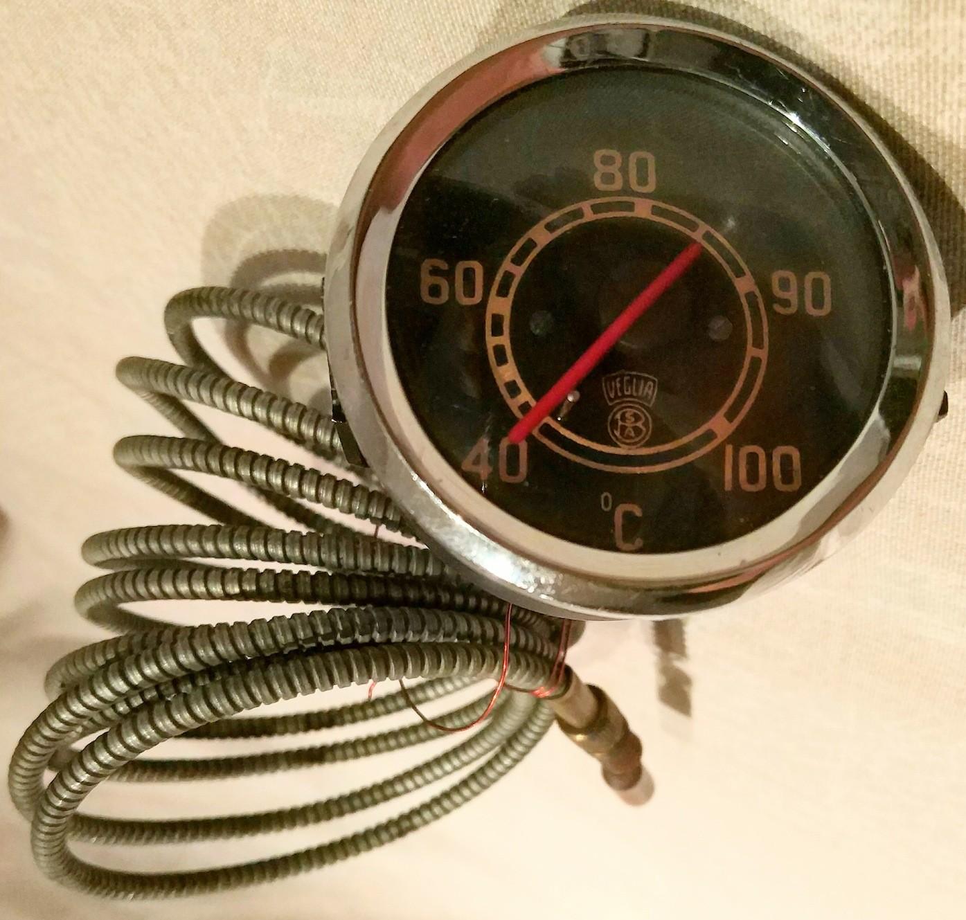 Reloj De Temperatura Para Dkw