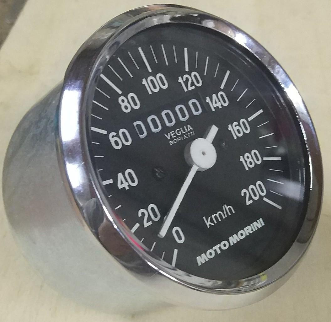 Cuentakm. Velocímetro Moto Morini 350