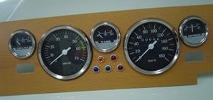 Cuadro Renault 8 -TS