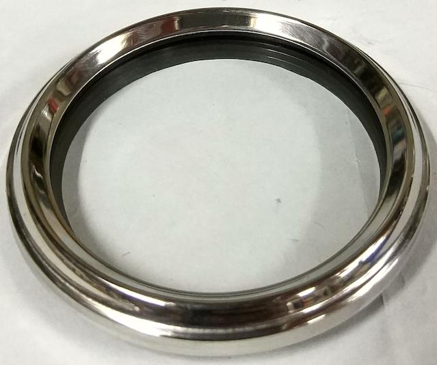Cerquillo + cristal para cuentakm 60mm