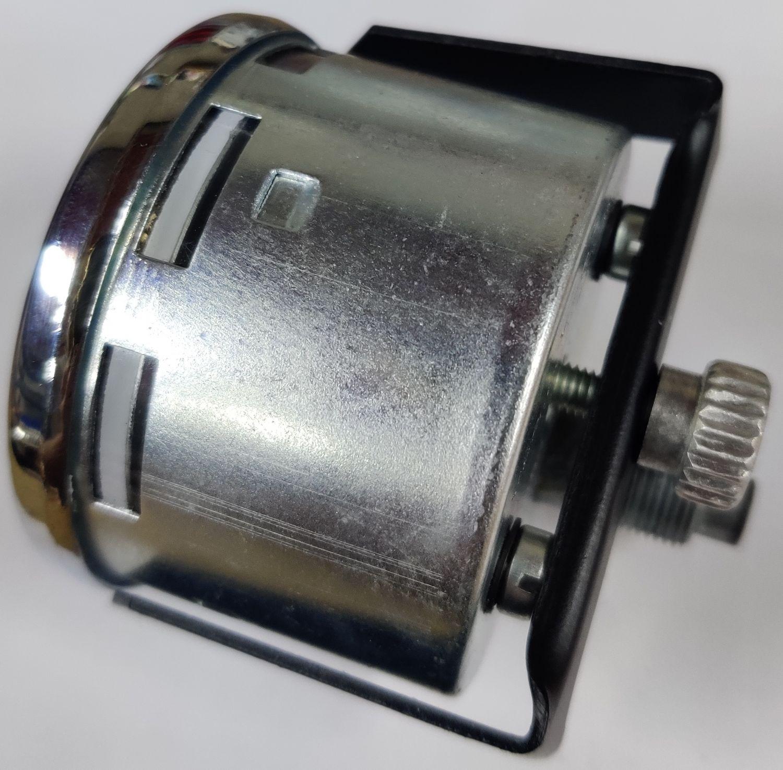 Cuentakm. Velocímetro Bultaco Mercurio (Veglia) ORIGINAL RESTAURADO